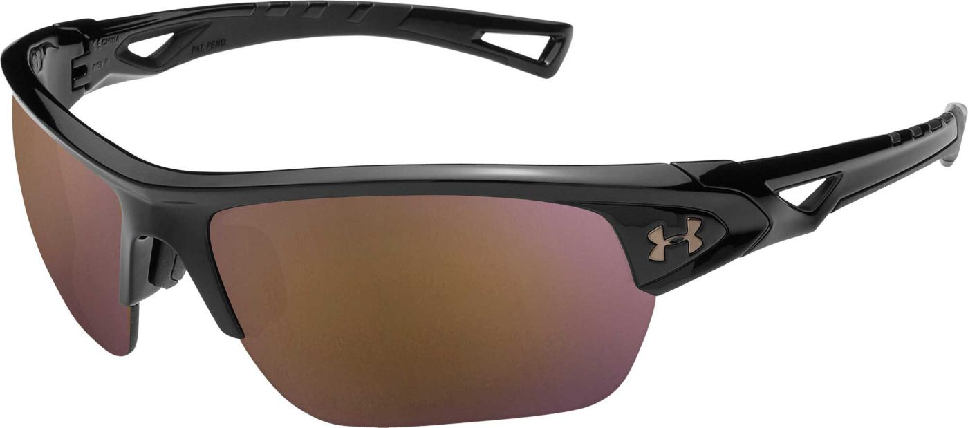 Under Armour Men's Octane Running Tuned Road Sunglasses