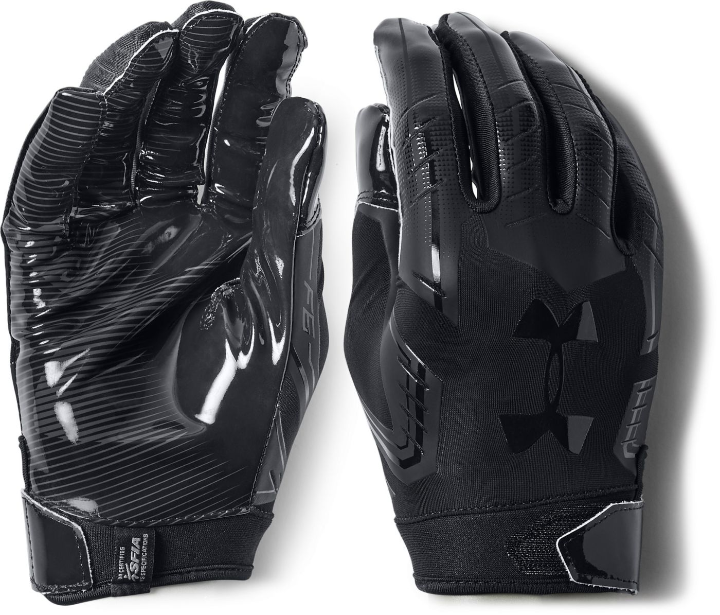 Under Armour Adult F6 Receiver Gloves