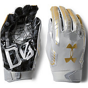 Under Armour Adult Limited Edition F6 Receiver Gloves in Lock Down