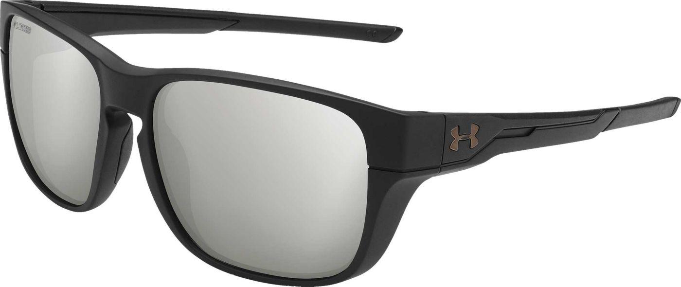 Under Armour Men's Pulse Polarized Sunglasses