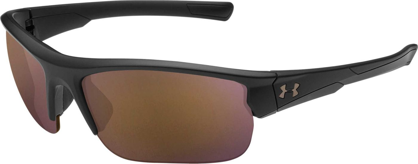 Under Armour Men's Propel Running Tuned Road Sunglasses
