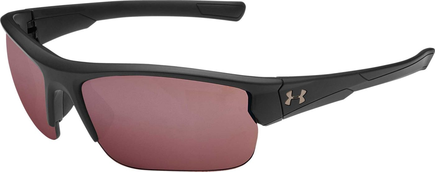 Under Armour Adult Propel Tuned Golf Sunglasses