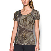 Under Armour Women's Early Season Short Sleeve Hunting Shirt