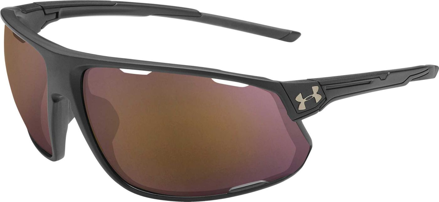 Under Armour Men's Strive Running Tuned Road Sunglasses
