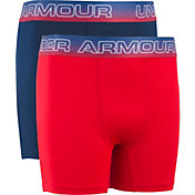 Under Armour Boys' Americana Boxer Briefs – 2 Pack