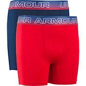 Under Armour Boys' Americana Boxer Briefs – 2 Pack