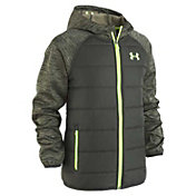 Under Armour Boys' Day Trekker Hooded Jacket