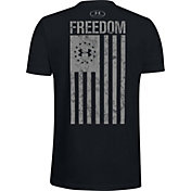 Under Armour Boys' Freedom Flag Short Sleeve T-Shirt