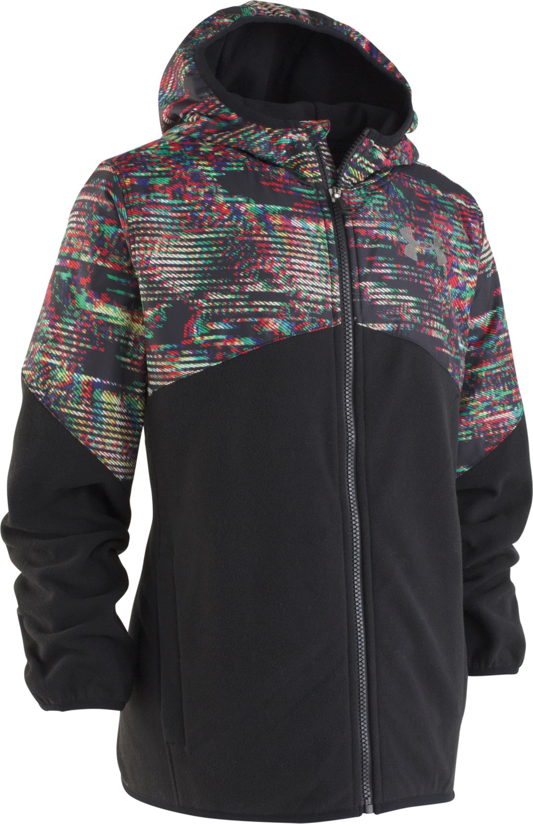 73f51c7206 Under Armour Boys' North Rim Microfleece Jacket