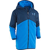 5af052d0163c Product Image · Under Armour Boys  North Rim Microfleece Jacket