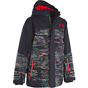 Under Armour Boys' Stactic Zero To 60 Jacket