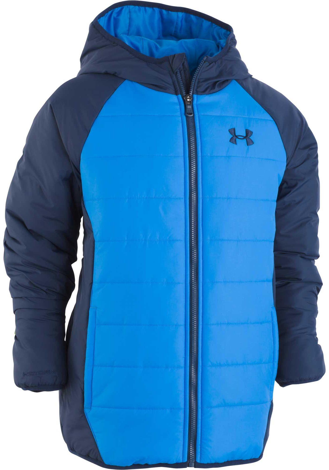 Under Armour Boys' Tuckerman Puffer Jacket