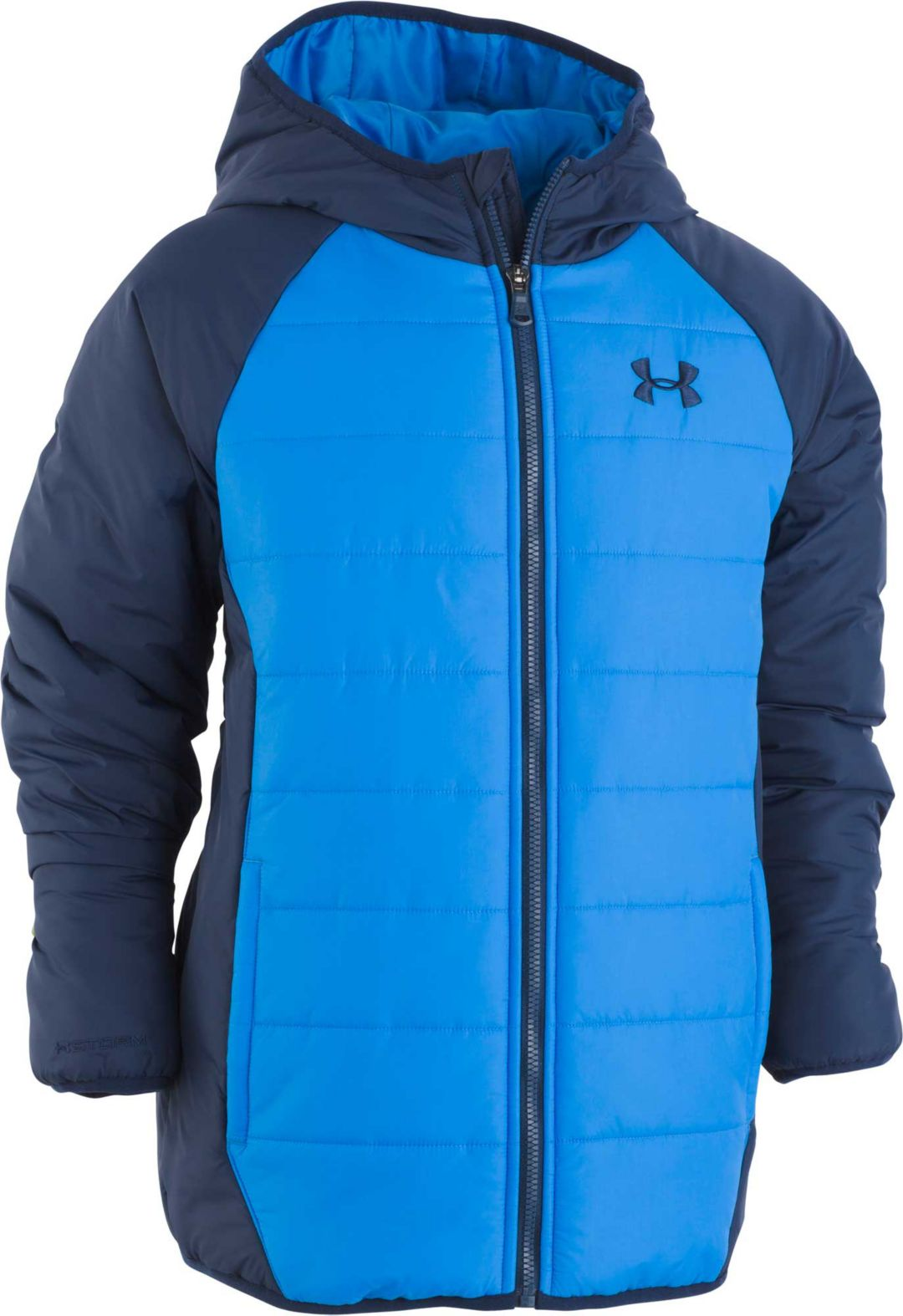 5055bb3caafa4 Under Armour Toddler Boys' Tuckerman Puffer Jacket | DICK'S Sporting ...
