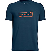 Under Armour Boys' Hunt Icon Short Sleeve T-Shirt