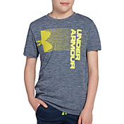 54059e4a28e562 Product Image · Under Armour Boys  Crossfade T-Shirt