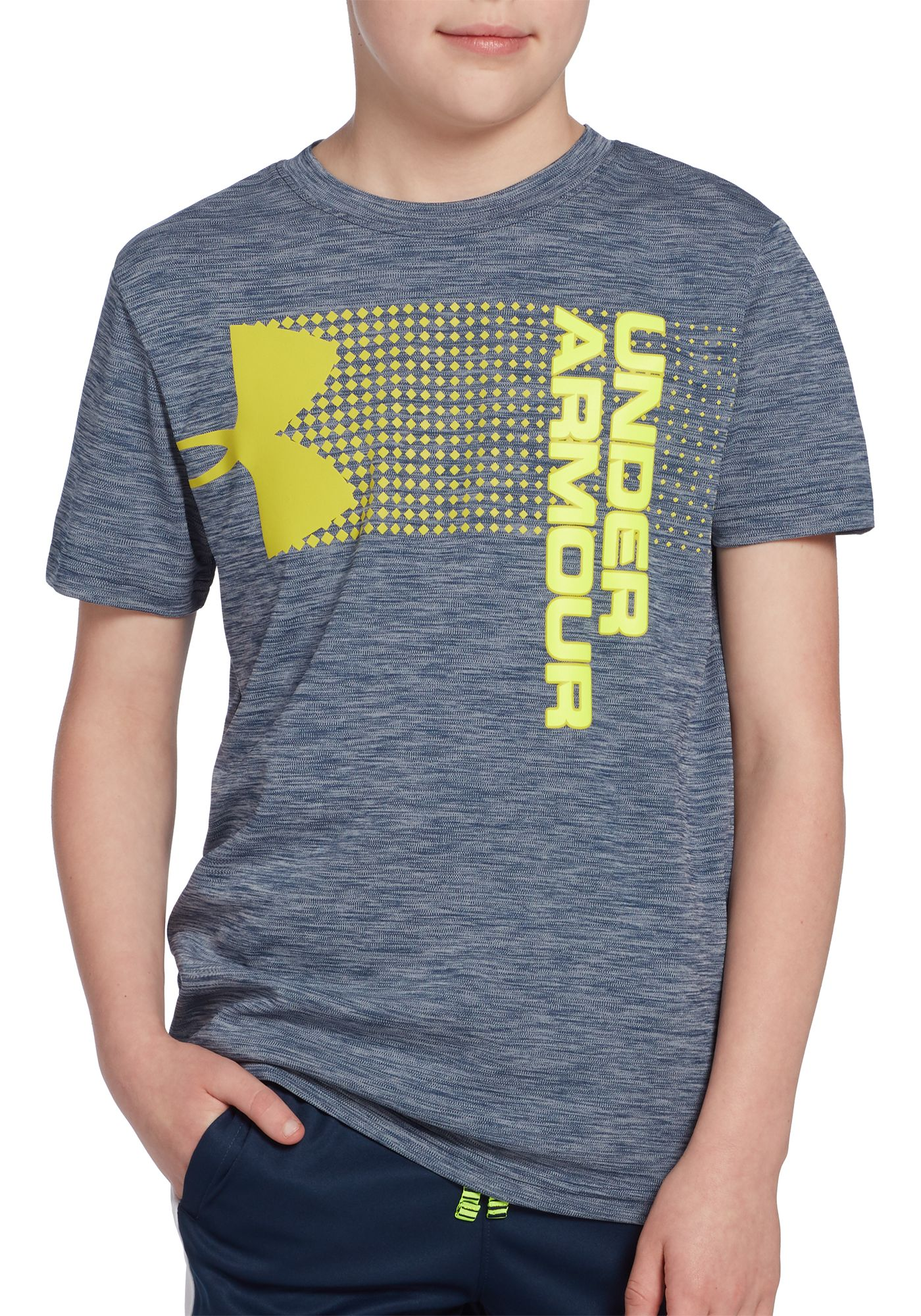 Under Armour Boys' Crossfade T-Shirt