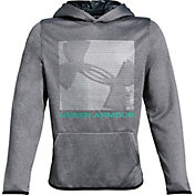 bf110bba3a25 Under Armour Boys  Armour Fleece Logo Hoodie