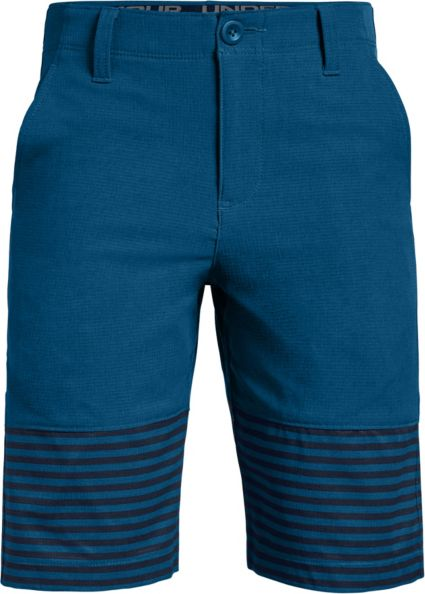 Under Armour Boys' Match Play Vented Golf Shorts