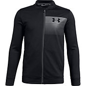 Under Armour Boys' Pennant Warm Up Jacket