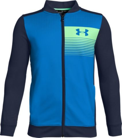 Under Armour Boys  Pennant Warm Up Jacket. noImageFound ca79a7fb0