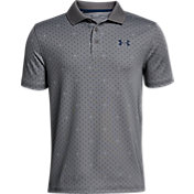 Under Armour Boys' Performance Novelty Golf Polo