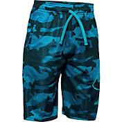Under Armour Boys' Renegade Jacquard Shorts 2.0