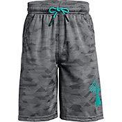 Under Armour Boys' Renegade Jacquard Shorts