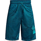 Under Armour Boys' Renegade Jacquard Shorts