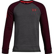 Under Armour Boys' Rival Crewneck Sweatshirt