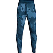 Under Armour Boys' Printed Rival Fleece Joggers