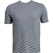 Under Armour Boys' Seamless T-Shirt