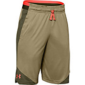 Under Armour Boys' Stunt Shorts 2.0