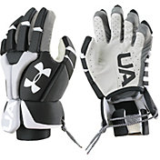 Under Armour Boys' Strategy Lacrosse Gloves