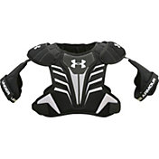 Under Armour Boys' Strategy Lacrosse Shoulder Pads