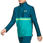 Under Armour Boys' Tech ½ Zip Long Sleeve Shirt