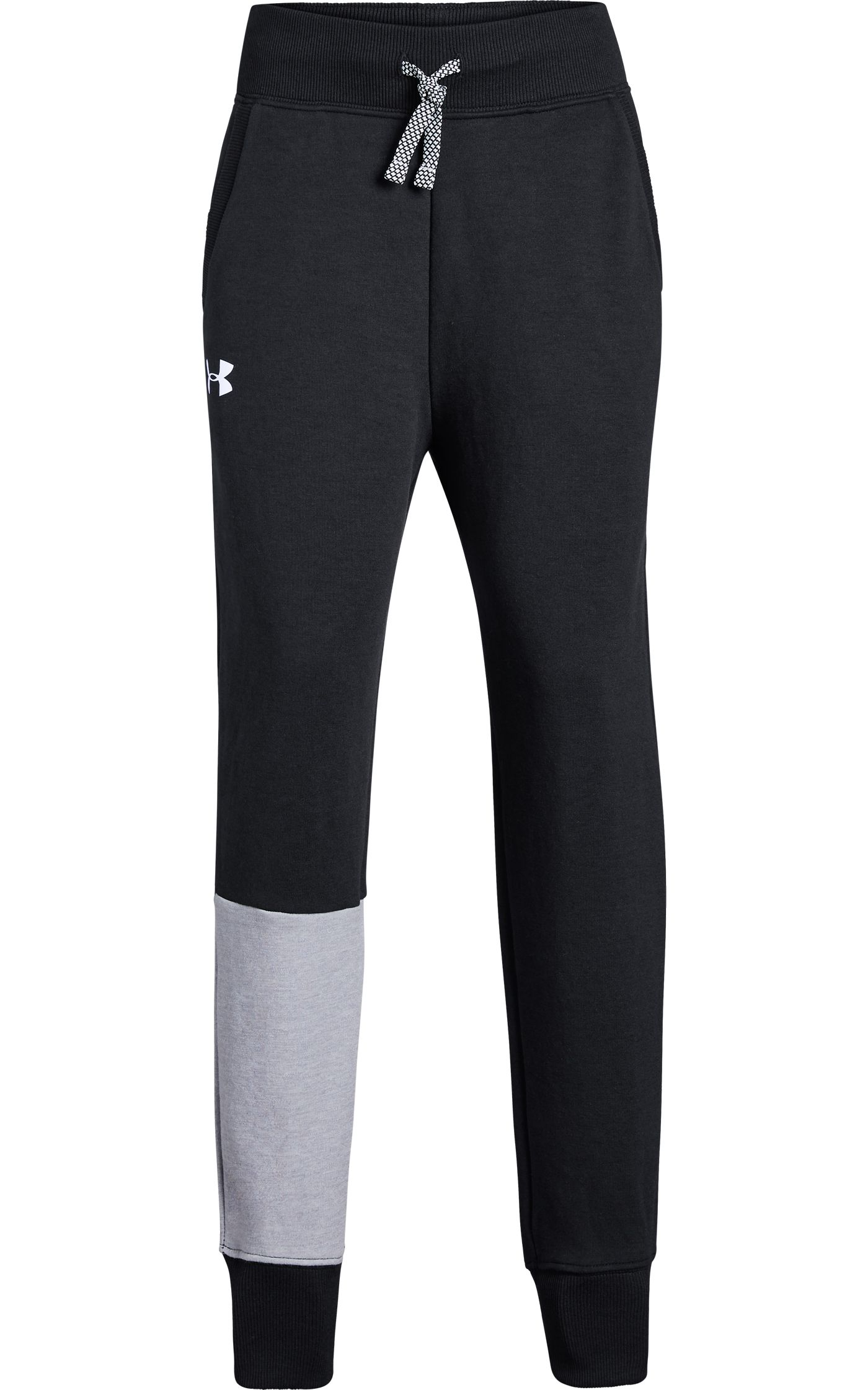 Under Armour Girls' Double Knit Jogger Pants