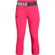 Under Armour Girls' HeatGear Armour Capris