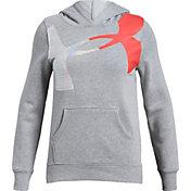 e7bd96d5b8 Girls' Under Armour Hoodies | Kids Under Armour | Best Price ...
