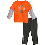 Under Armour Infant Boys' Born Hunter Long Sleeve Shirt & Pant Set