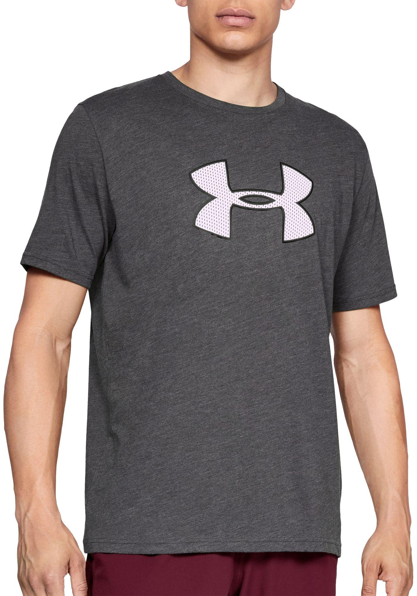 Under Armour Men's Big Logo Graphic T-Shirt