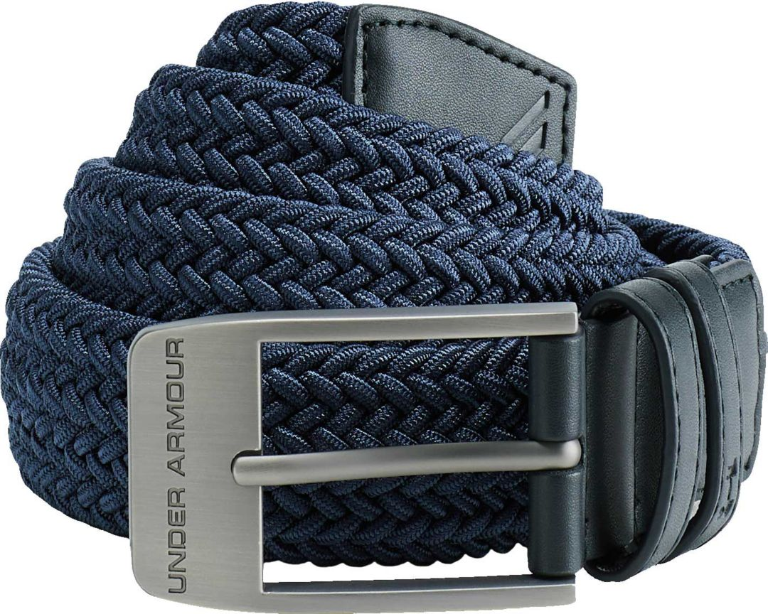 d67d421dc8 Under Armour Braided 2.0 Golf Belt