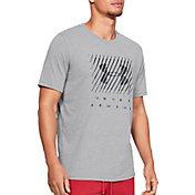 Under Armour Men's Branded Big Logo Graphic T-Shirt