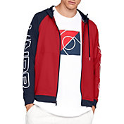 Under Armour Men's Baseline Woven Full-Zip Basketball Jacket