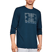 Under Armour Men's Boxed Sportstyle Long Sleeve Shirt