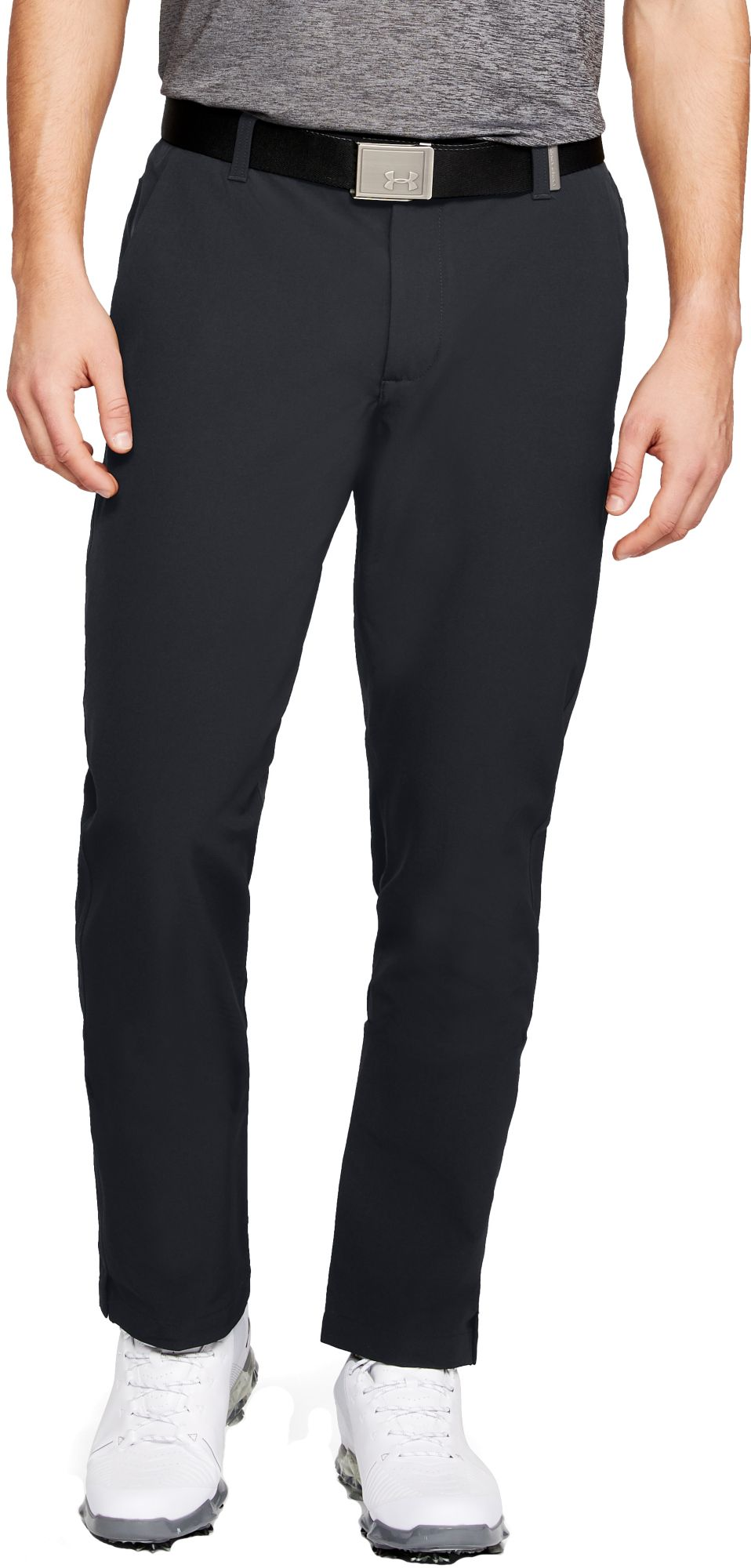 Under Armour Men's ColdGear Infrared Showdown Golf Pants, Size: 36, Black thumbnail