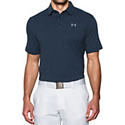 Under Armour Men's Charged Cotton Scramble Golf Polo - Big & Tall