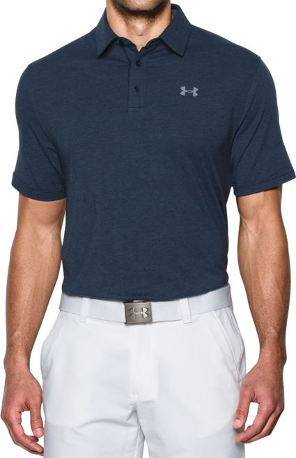 Under Armour Charged Cotton Scramble Polo - Big & Tall