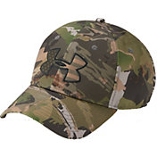 Under Armour Youth Big Flag Logo Hat