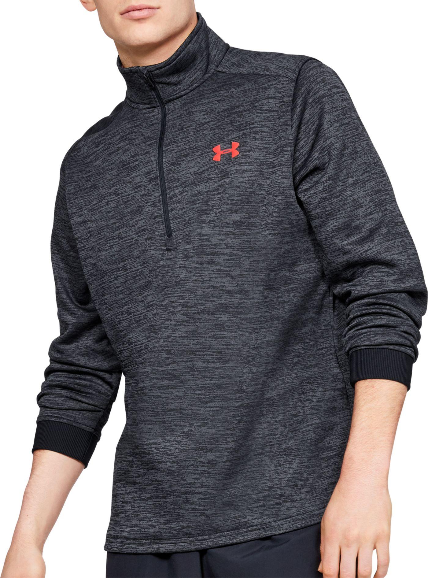 Under Armour Men's Armour Fleece ½ Zip Long Sleeve Shirt