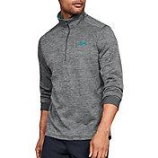 Under Armour Men's Armour Fleece ½ Zip Long Sleeve Shirt (Regular and Big & Tall)